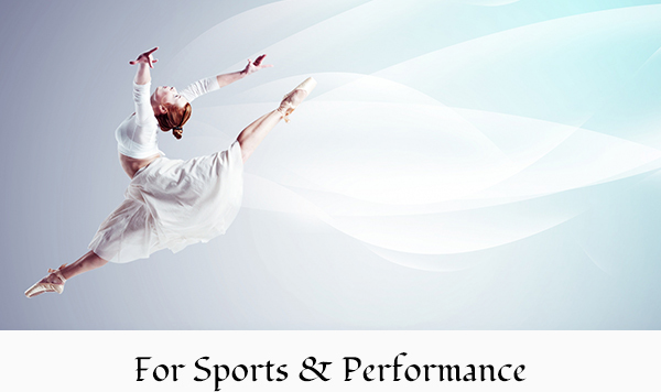 For Sports &Performance